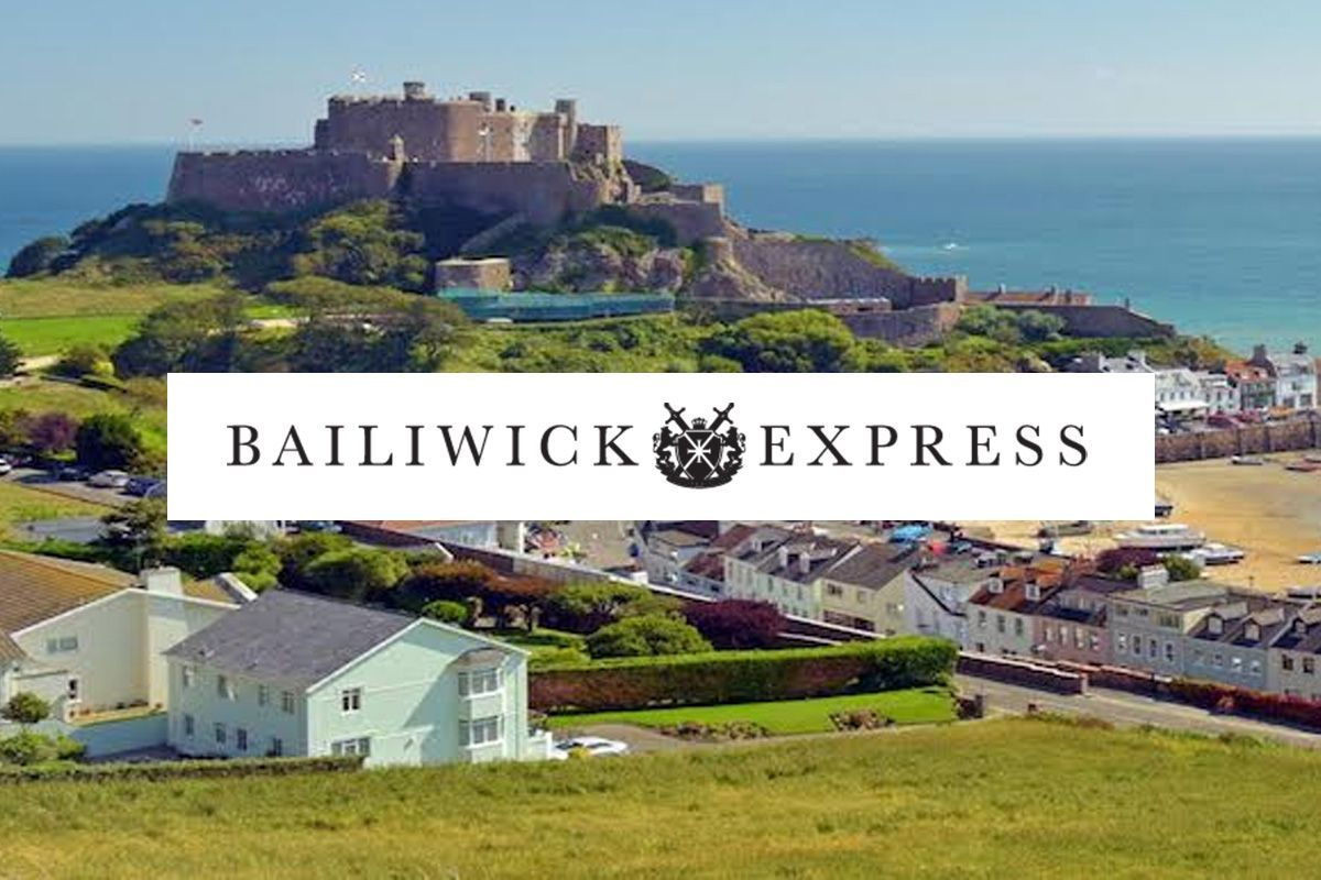 Concrete5 website for Bailiwick Express
